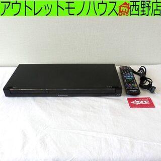 BD/DVDレコーダー 2014年製 500GB パナソニ…