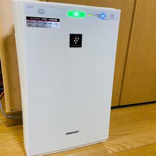 条件あり❗️シャープ 空気清浄機 高濃度プラズマクラスター…