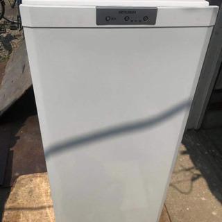 三菱ノンフロン冷凍庫MF-U12T-W( 美品)