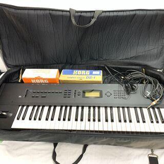 【ネット決済】◎KORG x3 電子ピアノ シンセサイザー キー...