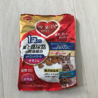 猫用 フード チキン味