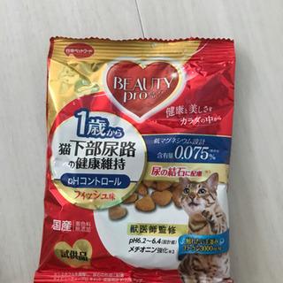 猫用 フード フィッシュ味