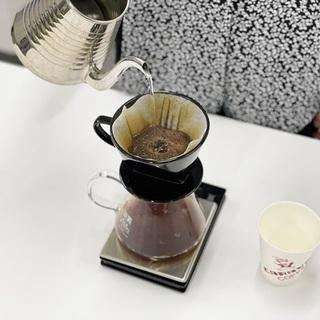 J.C.Q.A.コーヒーインストラクター3級認定講習・ハンドドリ...