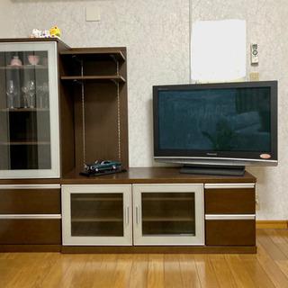 【ネット決済・配送可】TVボード&AVボード