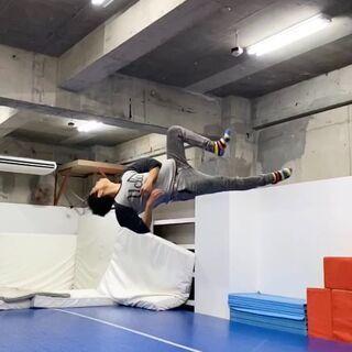 【告知】祝日特別開催!初めてのトリッキング 〜コークスクリュー&...
