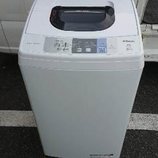 洗濯機 日立 5kg 2018年製 NW-50B💳自社配送時🌟代...
