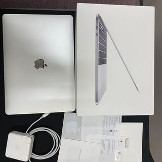 MacBookPro 2018 512GB 箱 /付属品/各液晶...