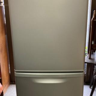 【3ヶ月保証付き】Panasonic 冷凍冷蔵庫 2018年製 ...