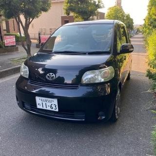トヨタ ポルテ 黒 7.1万キロ H19年式 レグザス H…