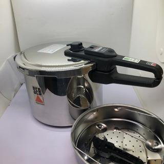 SEB 片手 圧力鍋 6L 未使用品