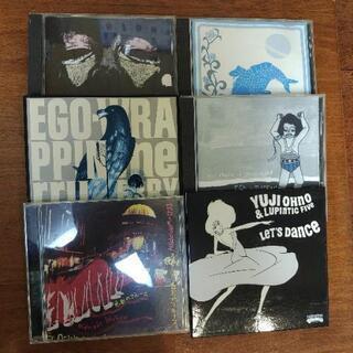 【ネット決済】EGO-WRAPPIN'のCD 6枚セット