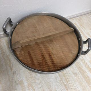(お譲り予定日待ちです)大きい鍋
