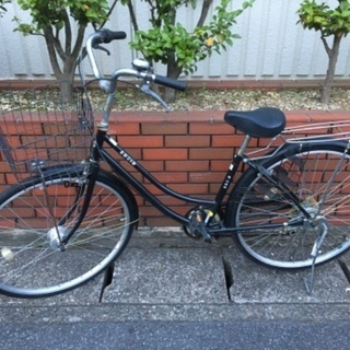 (chariyoshy 出品)27インチ自転車 オートライ…