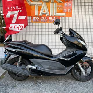 ★12万円 PCX 人気の黒!セル1 実働車★ホンダ JF28 ...