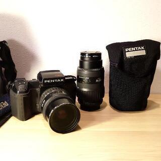決まりました【PENTAX】SFXN オートフォーカス 一眼レフ フィルムカメラの画像