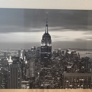 IKEA 壁掛けアート写真