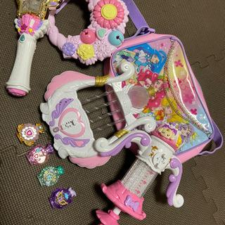 プリキュア おもちゃセット