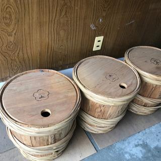 酒樽の画像