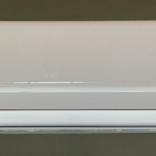分解清掃済)手渡しのみ)東芝エアコンRAS-E221M(W)