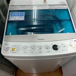 ハイアール 全自動洗濯機 JW-C45A 4.5㎏ 201…
