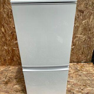 SHARP/シャープ ノンフロン 冷凍冷蔵庫 【SJ-D14B-...