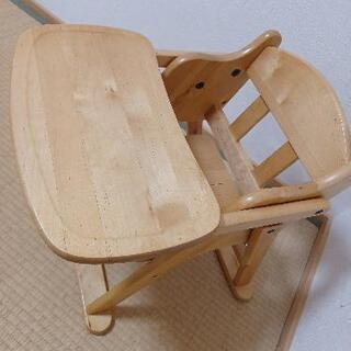 ⑥幼児 椅子 中古