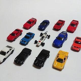 【ネット決済・配送可】ミニカー まとめ13台  小型ミニカー