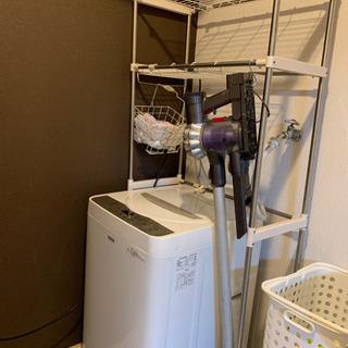 洗濯機 ラック