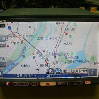 発送可!! パイオニア 地デジチューナー内蔵 HDD楽ナビ AV...