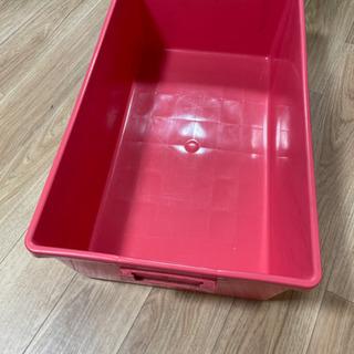 収納ボックス 汚れあり