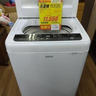 J021  早い者勝ち! ★6ヶ月保証★5K洗濯機★Panaso...