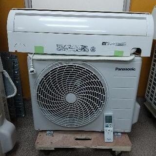 パナソニック6畳エアコン洗浄済み