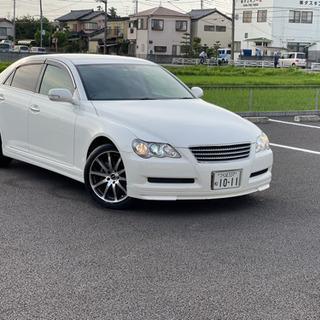 トヨタマ-クX 21年です 車検4年2月までです