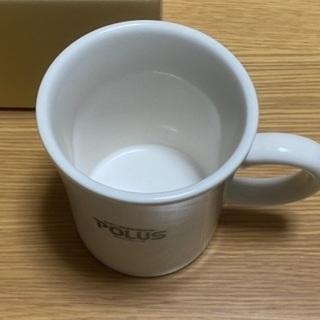 【ネット決済・配送可】[新品未使用品]ペアマグカップ(箱付き)