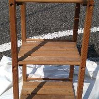 🍀木製の棚🍀