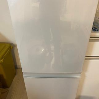SHARP 冷蔵庫 137L