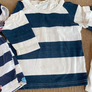 韓国子供服半袖七分袖100㎝ - 服/ファッション