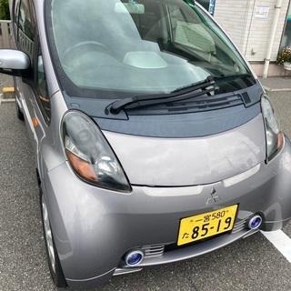 【大幅値下げ】三菱アイ スタッドレスタイヤ付き