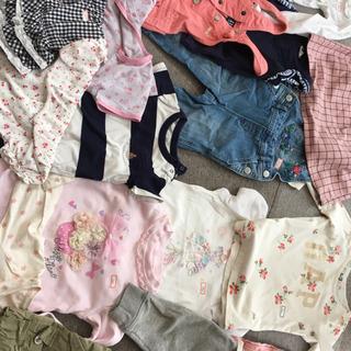 【ネット決済】夏物男女子供服1枚50円からあります
