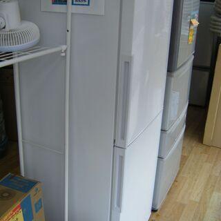 シャープ 冷蔵庫 SJ-PD28F-W 2020年式 280L 中古品