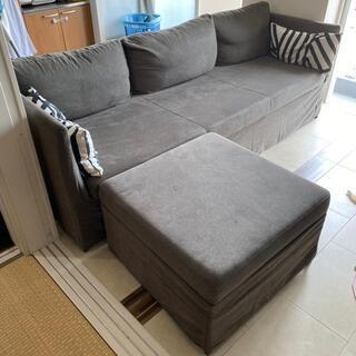 L字型ソファIKEA -  L-Shaped Sofa  IKEA
