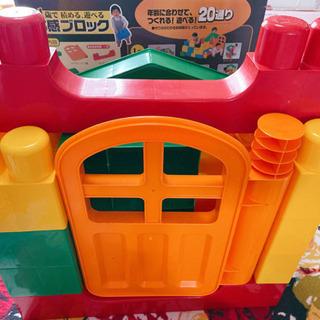 ピープル ブロック 知育 おもちゃ