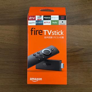 【取引中】Fire TV stick(第2世代)
