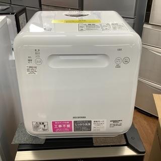 食器洗い乾燥機 IRIS OHYAMA ISHT–5000–W
