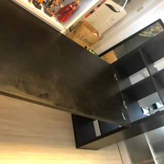 テーブル+棚 キッチン?テーブル