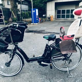 ③943番 電動自転車✨ BS アンジェリーノ‼️