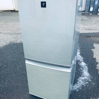 ♦️EJ1729B SHARPノンフロン冷凍冷蔵庫 【2011年製】