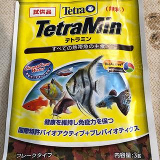 【お取引中】テトラミン 試供品3g