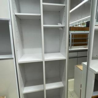 GM561【近隣配達可能】幅90×奥34×高240㎝ 食器棚 飾...