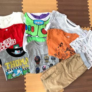 男の子 120㎝ 夏服 まとめ売り